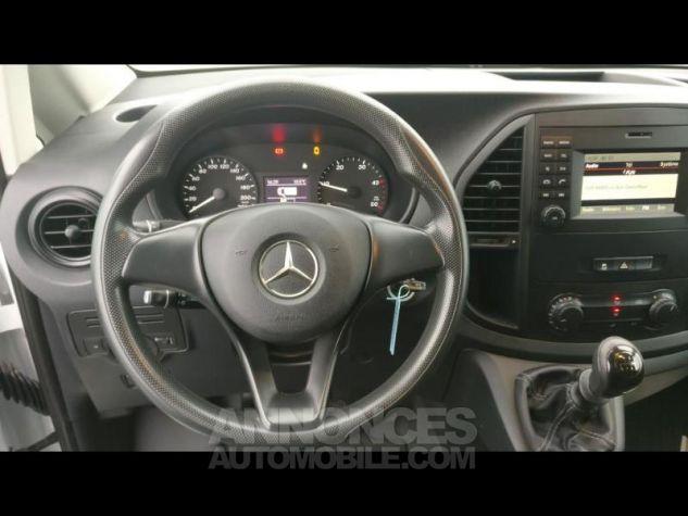 Mercedes Vito 114 CDI Long Pro BLANC Occasion - 11