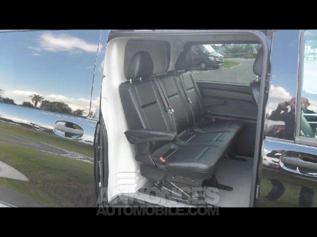 Mercedes Vito 119 CDI Mixto Long Select E6 noir obsidienne metallise Occasion - 11