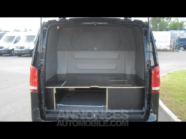 Mercedes Vito 119 CDI Mixto Long Select E6 noir obsidienne metallise Occasion - 13