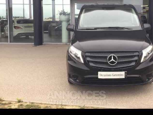Mercedes Vito 119 CDI Mixto Long Select E6 noir obsidienne metallise Occasion - 0