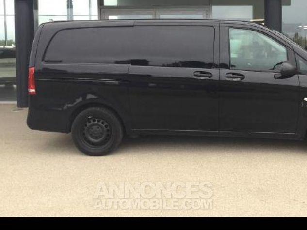 Mercedes Vito 119 CDI Mixto Long Select E6 noir obsidienne metallise Occasion - 1