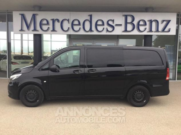 Mercedes Vito 119 CDI Mixto Long Select E6 noir obsidienne metallise Occasion - 2