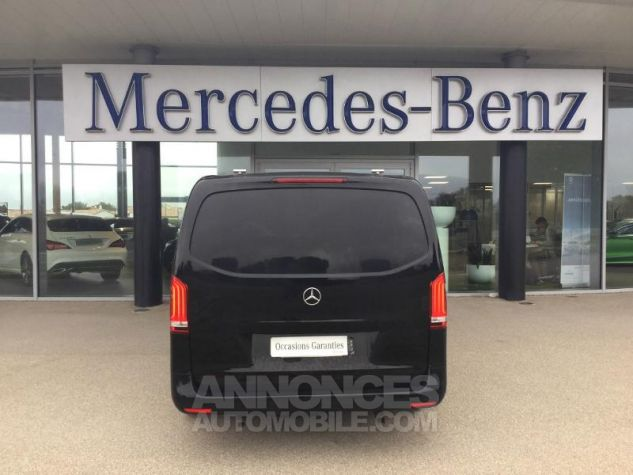 Mercedes Vito 119 CDI Mixto Long Select E6 noir obsidienne metallise Occasion - 3
