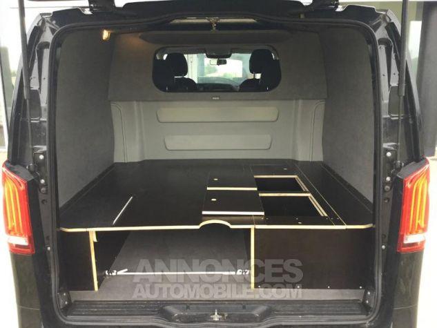 Mercedes Vito 119 CDI Mixto Long Select E6 noir obsidienne metallise Occasion - 5