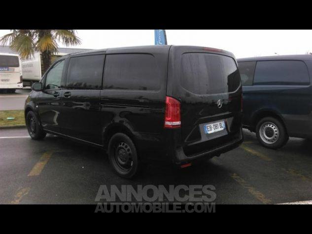 Mercedes Vito 119 CDI Mixto Long Select E6 noir obsidienne metallise Occasion - 10