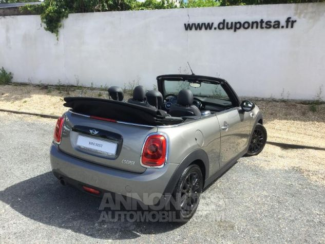 Mini Cabrio Cooper 136ch Chili BRONZE Occasion - 1