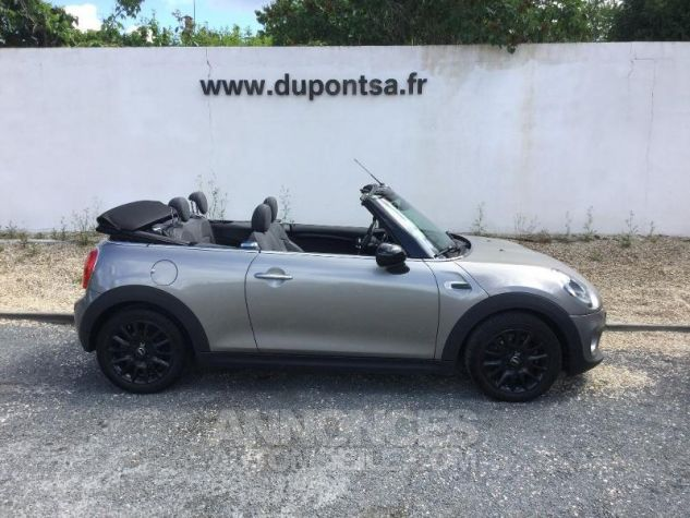 Mini Cabrio Cooper 136ch Chili BRONZE Occasion - 7
