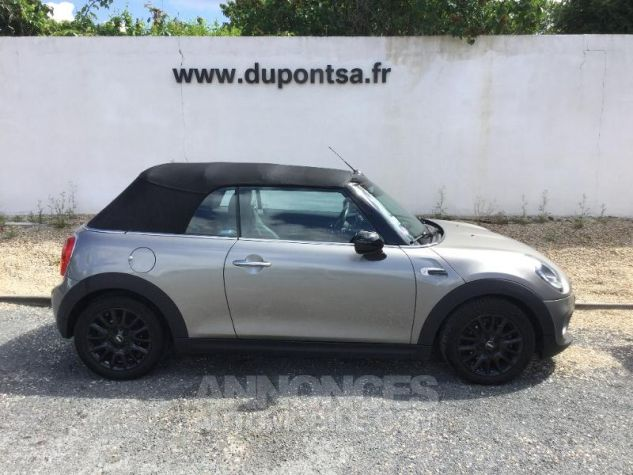 Mini Cabrio Cooper 136ch Chili BRONZE Occasion - 8
