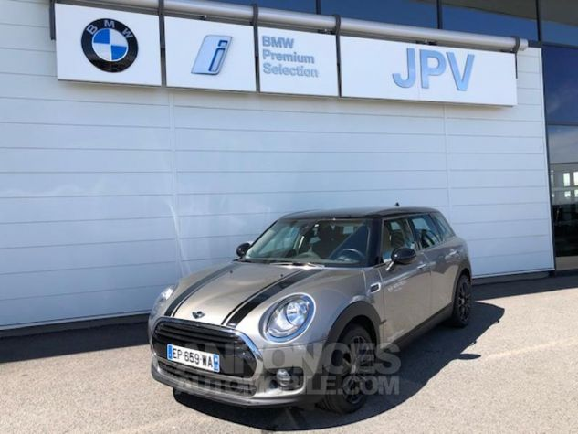 Mini Clubman Cooper D 150ch Melting Silver Metallise Occasion - 0
