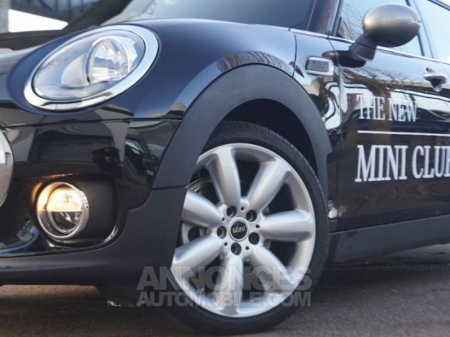 Mini Clubman Cooper D Chili BVA8 MIDNIGHT BLACK Occasion - 9