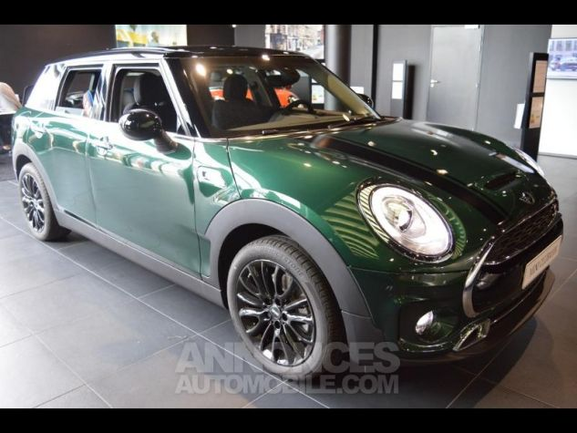 Mini Clubman Cooper S 192ch Chili BVA British Racing Green metallise Occasion - 0