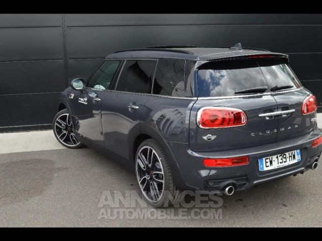 Mini Clubman Cooper SD 190ch John Cooper Works ALL4 BVAS Thunder Grey Occasion - 1