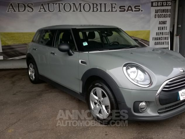 Mini Clubman ONE D 116 CH Finition Business Gris Occasion - 0