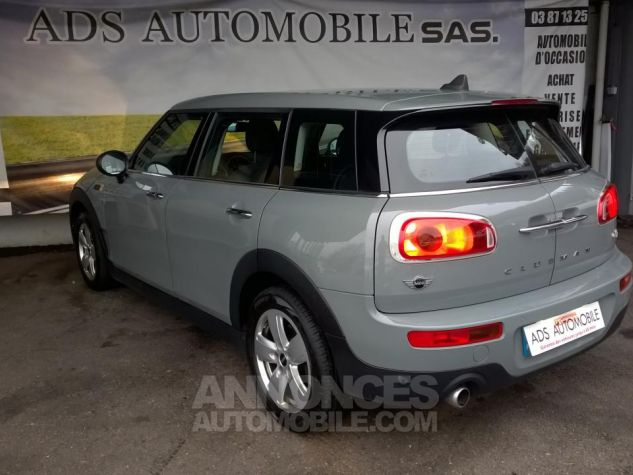 Mini Clubman ONE D 116 CH Finition Business Gris Occasion - 3
