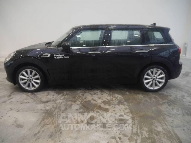 Mini Clubman One D 116ch Hyde Park BVA Midnight Black Occasion - 6