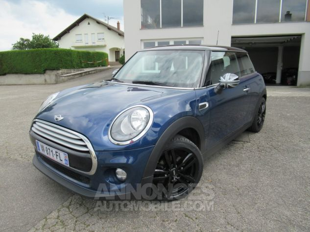Mini Cooper 136 DEEP BLUE Occasion - 0