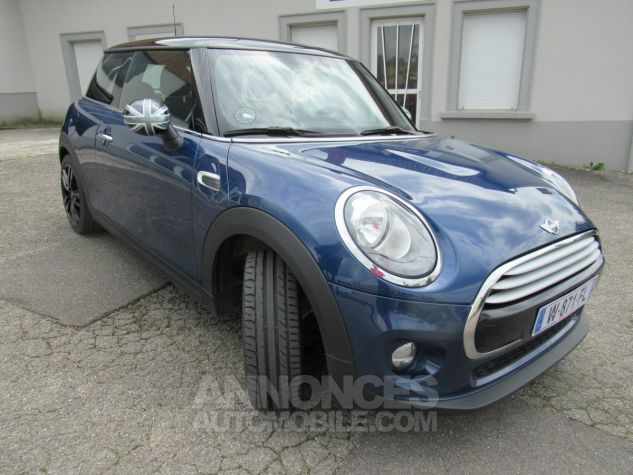 Mini Cooper 136 DEEP BLUE Occasion - 3