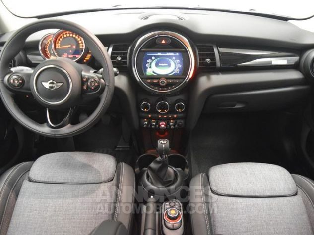 Mini Cooper 136ch Shoreditch Melting Silver Metallisee Occasion - 1
