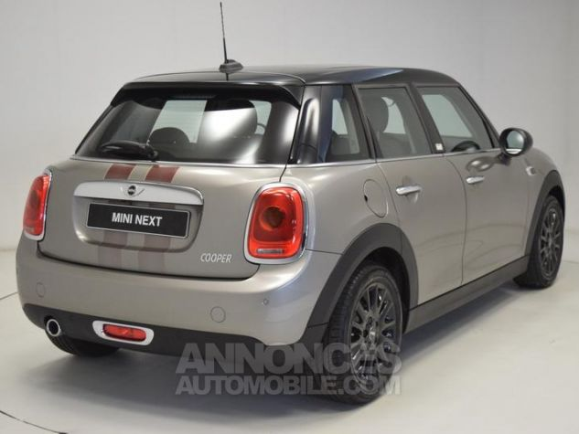 Mini Cooper 136ch Shoreditch Melting Silver Metallisee Occasion - 2