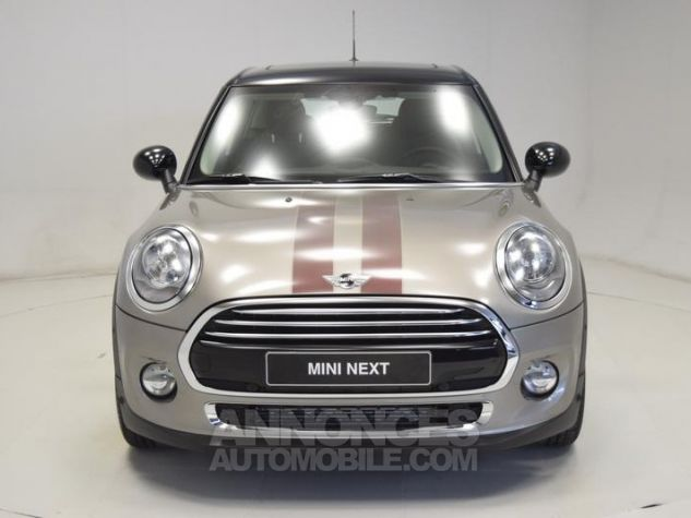 Mini Cooper 136ch Shoreditch Melting Silver Metallisee Occasion - 3