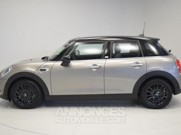 Mini Cooper 136ch Shoreditch Melting Silver Metallisee Occasion - 5