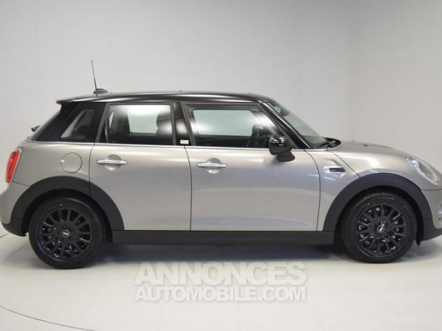 Mini Cooper 136ch Shoreditch Melting Silver Metallisee Occasion - 6