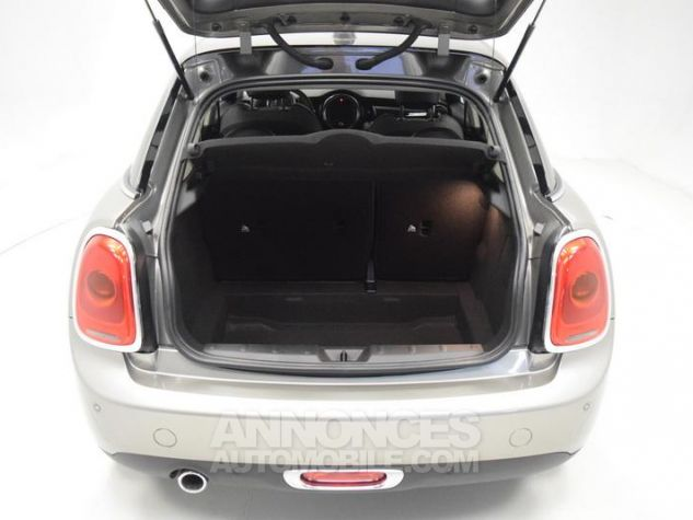 Mini Cooper 136ch Shoreditch Melting Silver Metallisee Occasion - 8