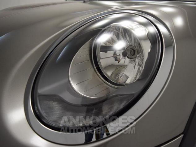 Mini Cooper 136ch Shoreditch Melting Silver Metallisee Occasion - 13