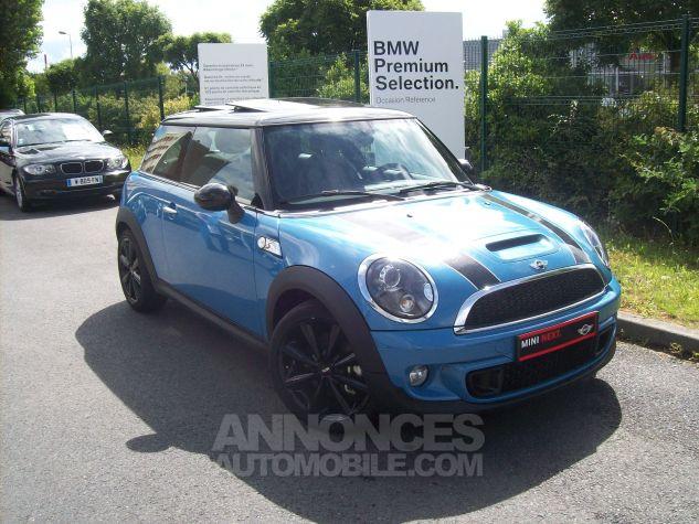Mini Cooper Cooper S  Bleue Occasion - 0