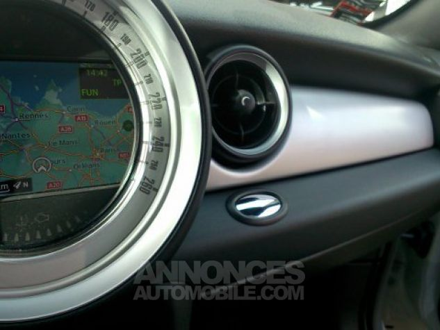 Mini Cooper Coupe 122ch PACK CHILI  White Silver mètallise Occasion - 12