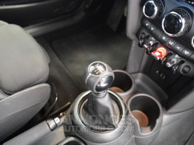 Mini Cooper D 116ch Pack Chili Iced Chocolate  metallise Occasion - 12