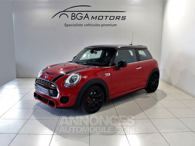Mini Cooper JOHN WORKS 231CH Rouge Occasion - 0