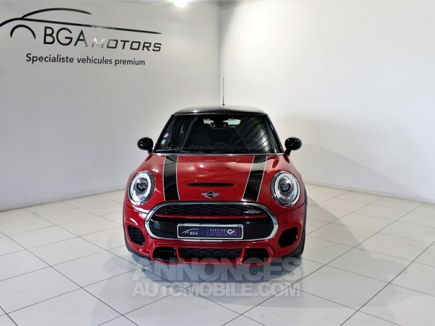 Mini Cooper JOHN WORKS 231CH Rouge Occasion - 1