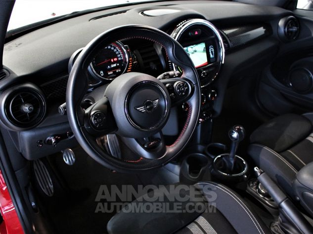 Mini Cooper JOHN WORKS 231CH Rouge Occasion - 4