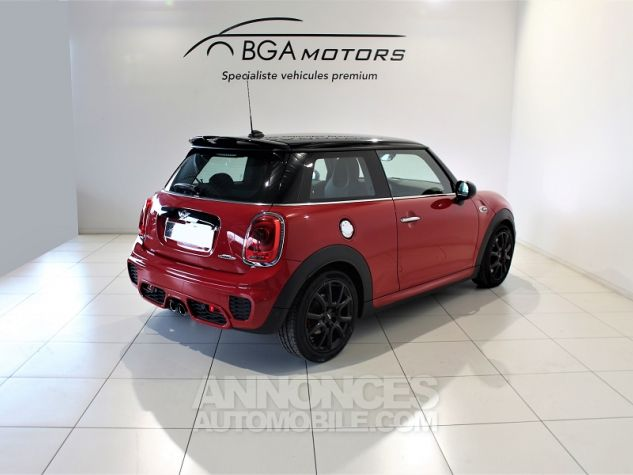 Mini Cooper JOHN WORKS 231CH Rouge Occasion - 12