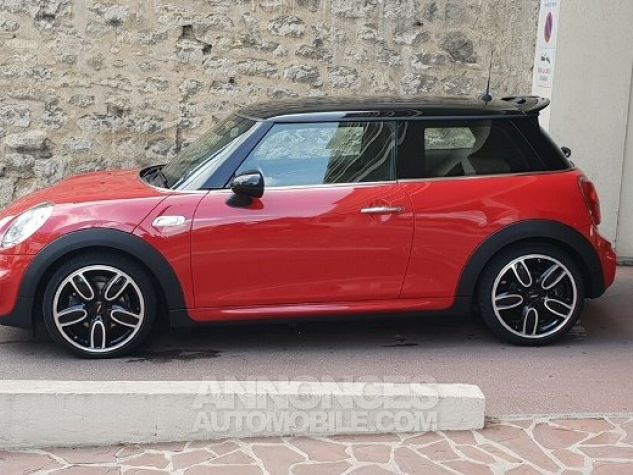 Mini Cooper S 192 CV ROUGE Occasion - 3