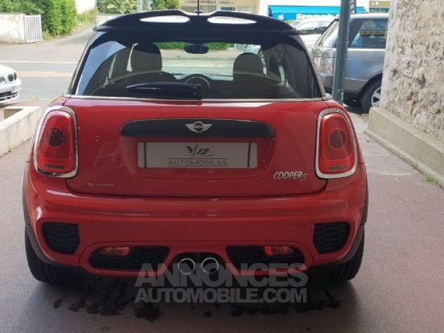Mini Cooper S 192 CV ROUGE Occasion - 5