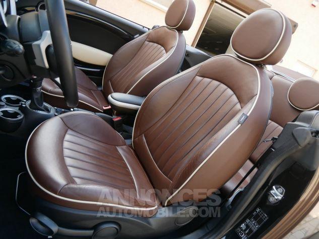 Mini Cooper S Cabriolet BVA, Xénon, Navi, Cuir Lounge Midnight Black métallisé Occasion - 7