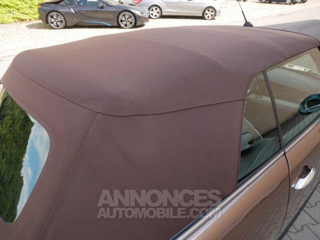 Mini Cooper S Cabriolet BVA, Xénon, Navi, Cuir Lounge Midnight Black métallisé Occasion - 11
