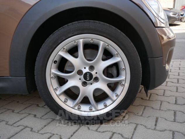 Mini Cooper S Cabriolet BVA, Xénon, Navi, Cuir Lounge Midnight Black métallisé Occasion - 12