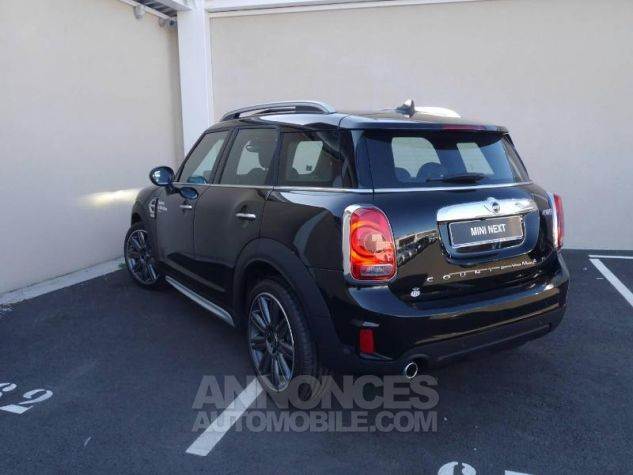 Mini Countryman Cooper 136ch Chili BVA Midnight Black Occasion - 1