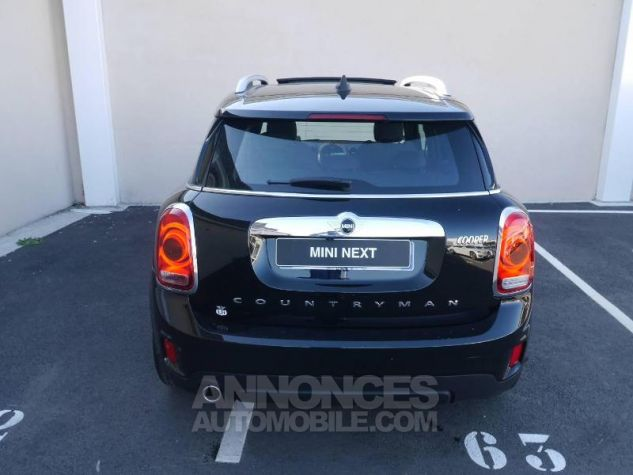 Mini Countryman Cooper 136ch Chili BVA Midnight Black Occasion - 3