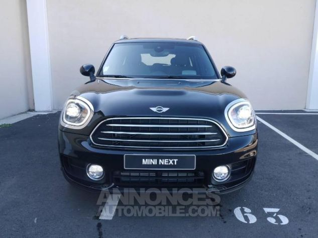 Mini Countryman Cooper 136ch Chili BVA Midnight Black Occasion - 4