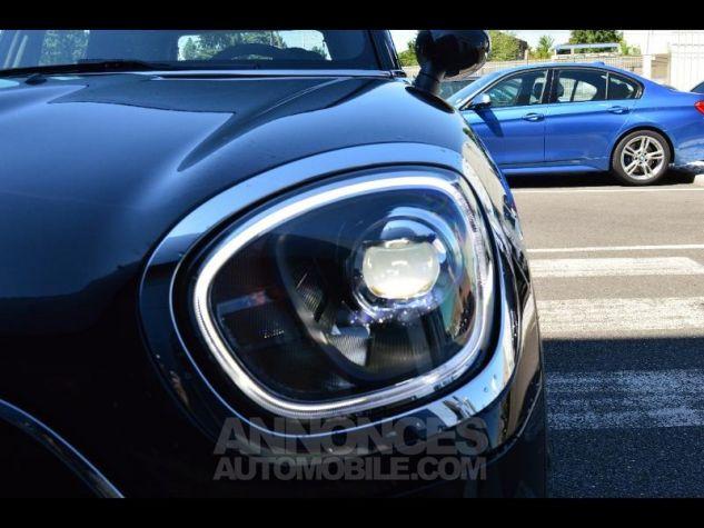 Mini Countryman Cooper 136ch Oakwood BVA Midnight black metallic Occasion - 8