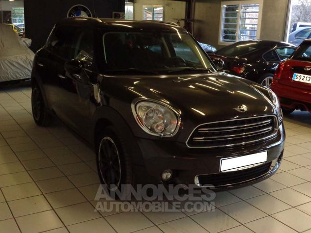 Mini Countryman COOPER D 112 PACK CHILI marron verni Occasion - 3