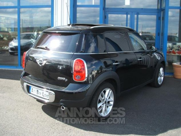 Mini Countryman COOPER D 112 PACK RED HOT CHILI Noir Occasion - 1