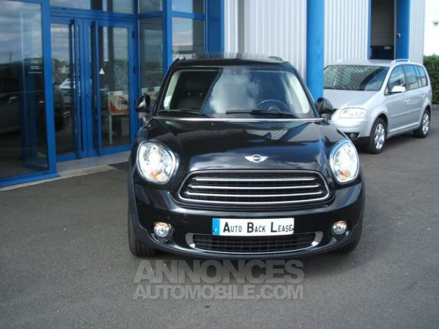 Mini Countryman COOPER D 112 PACK RED HOT CHILI Noir Occasion - 5