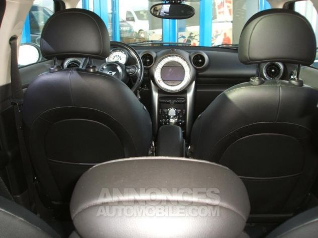 Mini Countryman COOPER D 112 PACK RED HOT CHILI Noir Occasion - 8