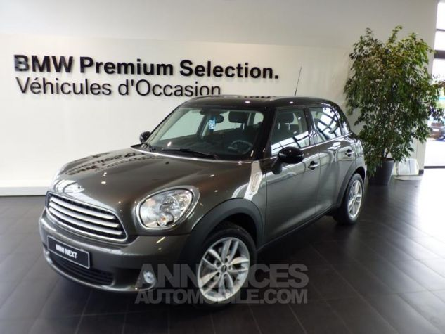 Mini Countryman Cooper D 112ch Pack Chili Royal Grey Occasion - 0