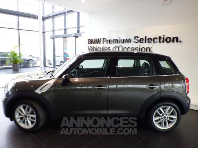 Mini Countryman Cooper D 112ch Pack Chili Royal Grey Occasion - 5